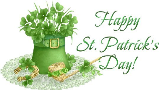 CyberThreats Daily: Have a happy and safe St Patrick's Day