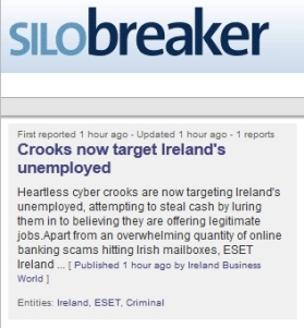 Press Clippings February 2013 – ESET Ireland