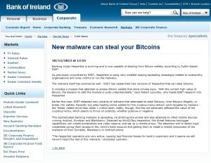 Bank of Ireland 10.12.2013