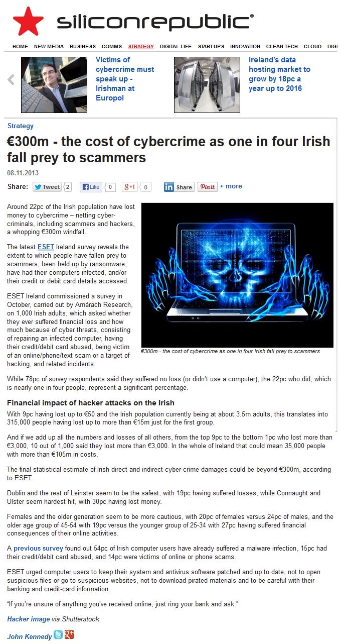 Siliconrepublic 08.11.2013