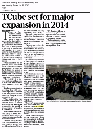 Sunday Business Post 29.12.2013