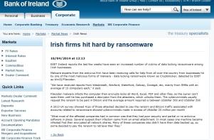 Bank of Ireland 18.04.2014