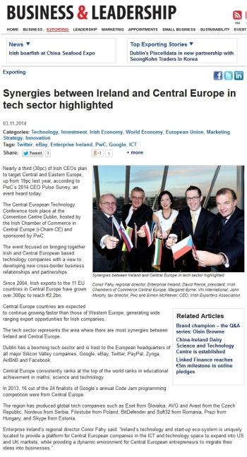 Business & Leadership 03.11.2014