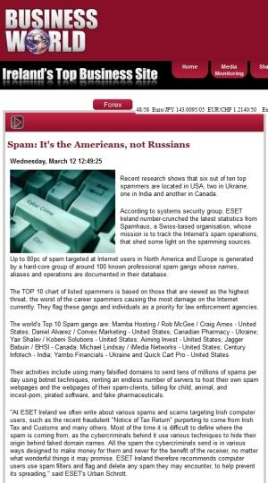 Business World 12.03.2014