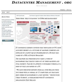 Datacentre 04.06.2014