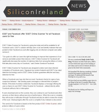 SiliconIreland 05.12.2014