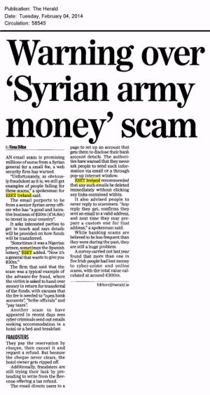 The Herald 04.02.2014