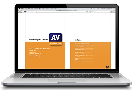 """AV-Comparatives Declares: """"ESET Cyber Security Pro for Mac"""