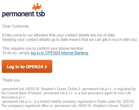 permanent spam