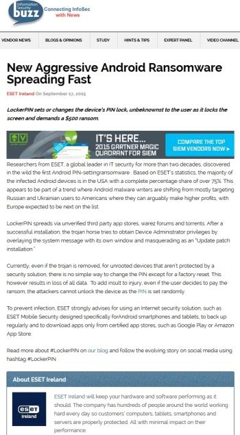 Information Security Buzz 17.09.2015