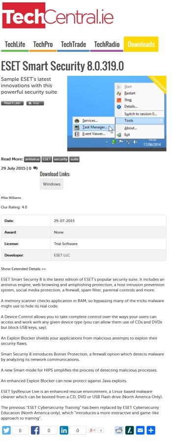 TechCentral 29.07.2015
