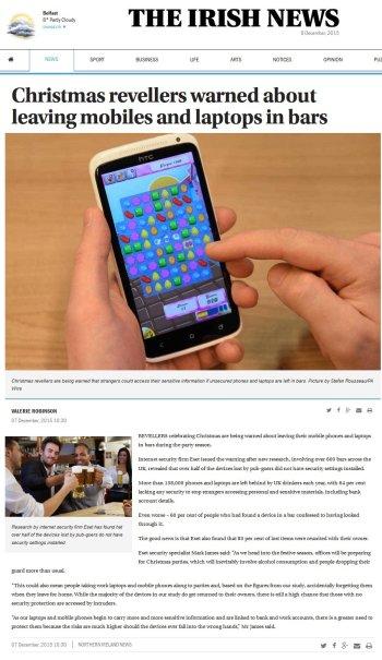 The Irish News 07.12.2015