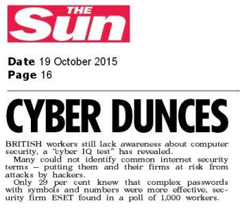 The Sun 19.10.2015