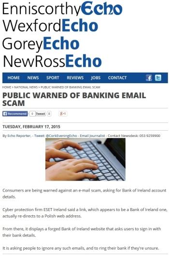 Wexford Echo 17.02.2015