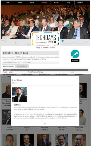 Tech Days 15.09.2016