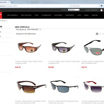 06800e3c6e1a1 Buying Ray-Bans  Don t fall for this Facebook scam