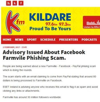 Kildare FM 02.02.2017