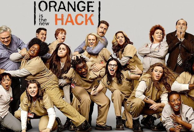 """A hacker claims to have released the new series of the hit prison TV show """" Orange is the New Black"""" onto the internet, after Netflix failed to agree  to pay ..."""