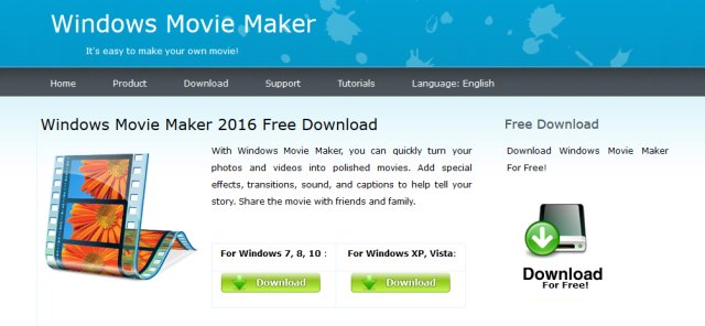 movie maker windows 7 download free full