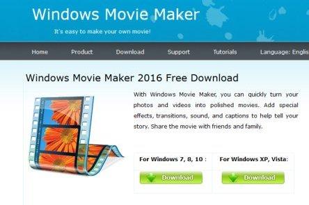 Google windows movie maker free download.