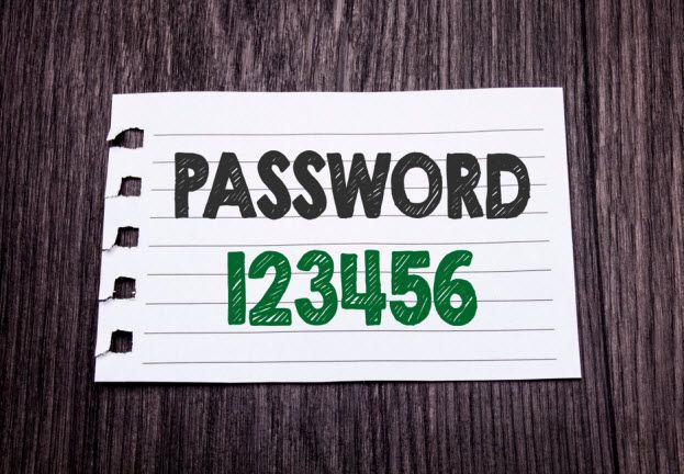 Over 23 million breached accounts used '123456' as password – ESET